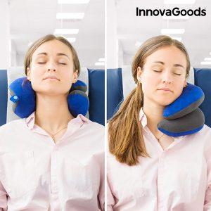 Almofada Cervical Com Suporte Para o Queixo Gadget Travel
