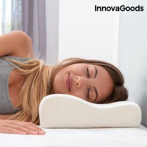 Almofada Viscoelástica Cervical Wellness Relax