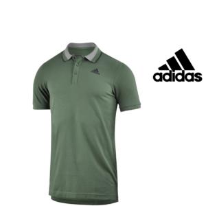 Adidas® Polo Essentials Verde | Tecnologia Climalite®