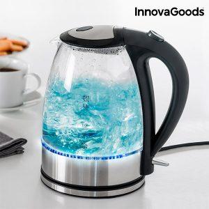 Fervedor de Água com Luz LED Kitchen 2200 W