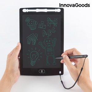 Tablet Para Desenhar e Escrever com Botão de Lixo | LCD Magic Drablet