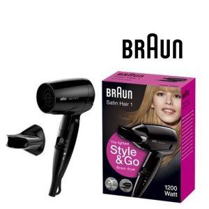 Secador de Cabelo Braun HD 130 Satin Hair 1 1200W
