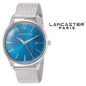 Relógio Lancaster Paris® MLP001B/SS/CL