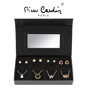 Conjunto Pierre Cardin® PXX0173T | 4 Colares + 4 Pares de Brincos