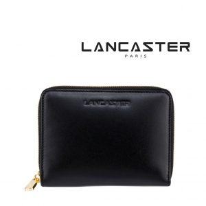 Carteira Pele Lancaster Paris® Preto | PLP001