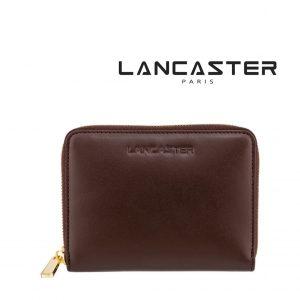 Carteira Pele Lancaster Paris® Castanha | PLP001