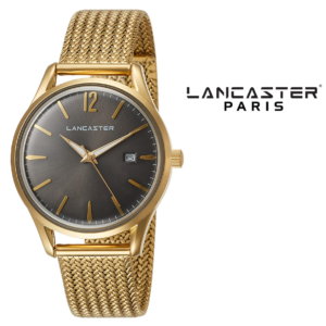 Relógio Lancaster Paris® MLP002B/YG/GR