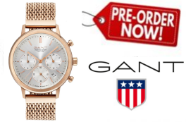 Pre-Order Extra Discount Gant® Watches