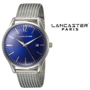 Relógio Lancaster Paris® MLP001B/SS/BL