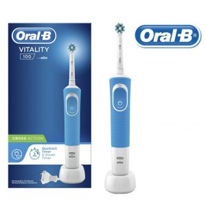 Electric Toothbrush Vitality 100 Cross Action Oral-B 100 CrossAction