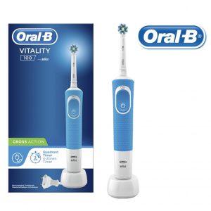 Brosse à dents électrique Vitality 100 Cross Action Oral-B 100 CrossAction
