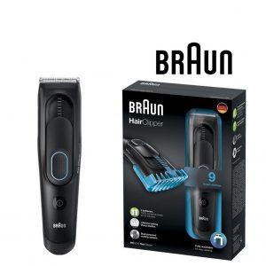 Aparadores de Cabelo Braun HC5010 40 min