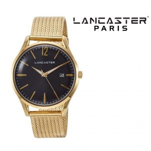 Relógio Lancaster Paris® MLP001B/YG/NR