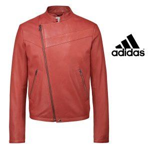 Adidas® Casaco 100% Pele