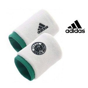 Adidas® Punhos Desportivos Ténis Roland Garros