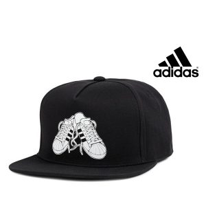 Adidas® Cap Sneakers Black