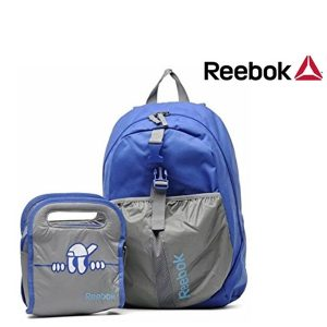 Reebok® Fitness Backpack With Lunch Box