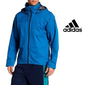 Adidas® Casaco Impermeável Solid | Tecnologia Climaproof®