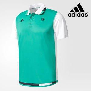Adidas® Polo Tennis Roland Garros French Open | Tecnologia Climacool®