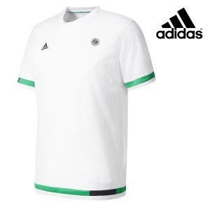 Adidas® T-Shirt Tennis Roland Garros   Tecnologia Climacool®