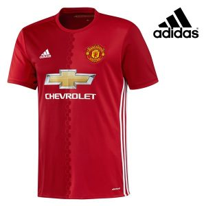 Adidas® Camisola Manchester United Oficial | Tecnologia Climacool®