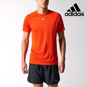 Adidas® T-Shirt SQ Running    Tecnologia Climalite®
