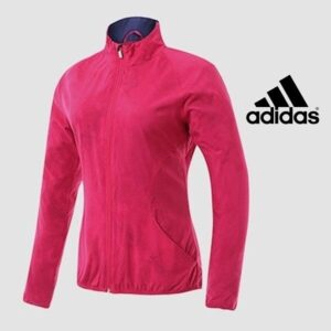 Adidas® Casaco Advance Wind Tech Golf Pink