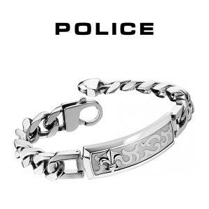 Pulseira Police® PJ.24656BSS/01-S | 18cm
