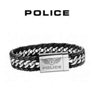 Pulseira Police® PJ.25332BLB/01-S | 18cm