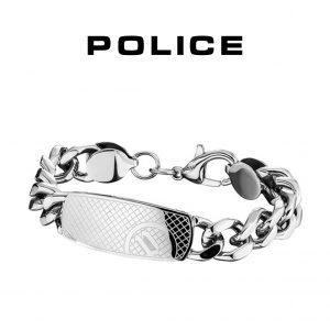 Pulseira Police® PJ.25533BSS/01-L | 20cm