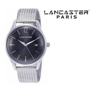 Relógio Lancaster Paris® MLP001B/SS/GR