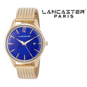 Relógio Lancaster Paris® MLP002B/YG/BL