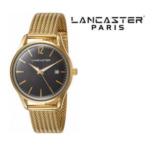 Relógio Lancaster Paris® MLP002B/YG/NR
