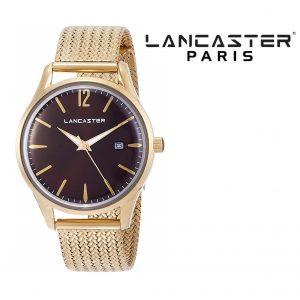Relógio Lancaster Paris® MLP002B/YG/MR
