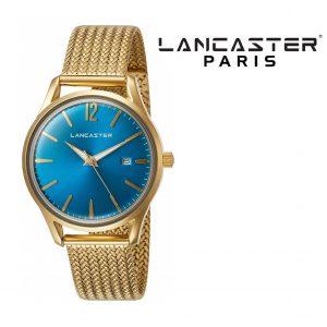 Relógio Lancaster Paris® MLP002B/YG/CL