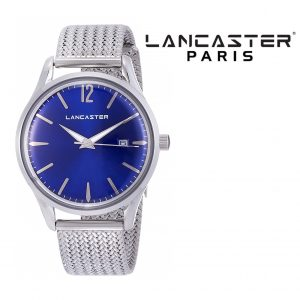 Relógio Lancaster Paris® MLP002B/SS/BL