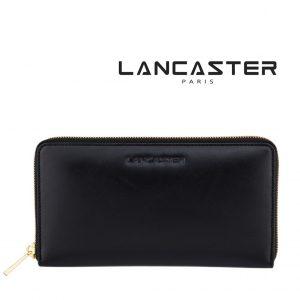 Carteira Pele Lancaster Paris® Preto | PLP005