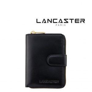 Carteira Pele Lancaster Paris® Preto | PLP003