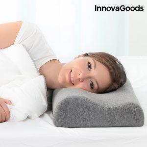 Almofada Viscoelástica com Carvão de Bambu Wellness Relax