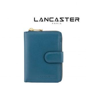 Carteira Pele Lancaster Paris®Azul | PLP003