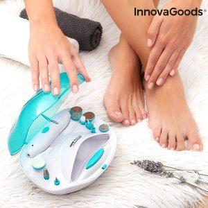 Conjunto de Manicure e Pedicure | Secador Unhas