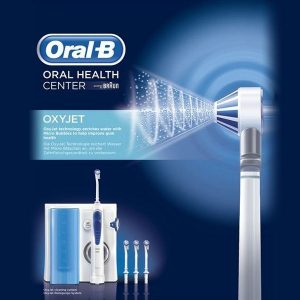 Irrigador Dental Oral-B MD-20 Oxyjet