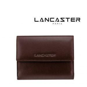 Carteira Pele Lancaster Paris® Castanho | PLP002
