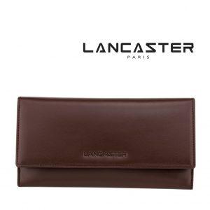 Carteira Pele Lancaster Paris® Castanho | PLP004
