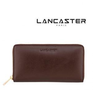 Carteira Pele Lancaster Paris® Castanho | PLP005