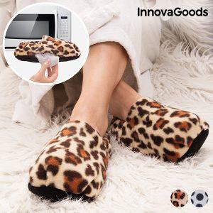 Pantufas Aquecíveis no Micro-Ondas Jungle Wellness Relax