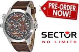 Pre-Order Extra Discount Sector® Watches
