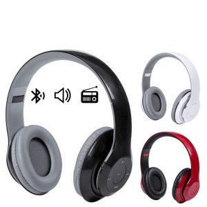 Auriculares Bluetooth com Microfone 32 GB USB 145531 | Disponível em 3 Cores!