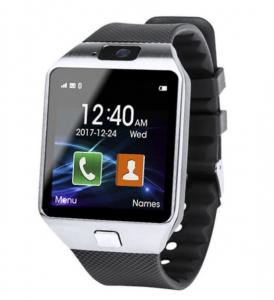 Smartwatch Com Cartão | Câmara | Bluetooth | Compatível Com IOS e Android