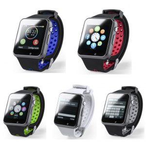 Smartwatch Mãos-Livres | Bluetooth | Disponível em 5 Cores!
